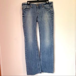 Lucky Brand Women's Jeans Size 12 31 X-long inseam
